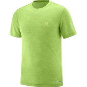 Salomon Explore Shortsleeve Shirt Men green